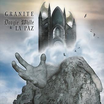 Doogie White & La Paz - Granite [Vinyl] USA import