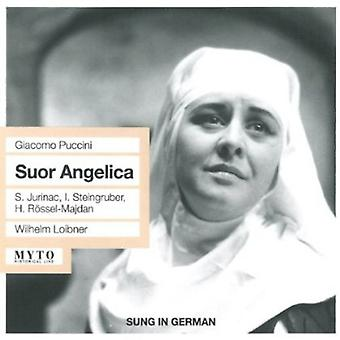 G. Puccini - Giacomo Puccini: Suour Angelica (Sung in German) [CD] USA import