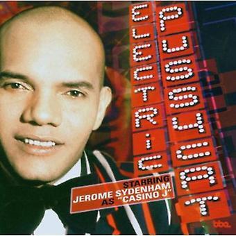 Jerome Sydenham - elektrische Pussycat [CD] USA import