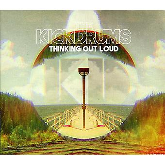Kickdrums - Thinking Out Loud [CD] USA import