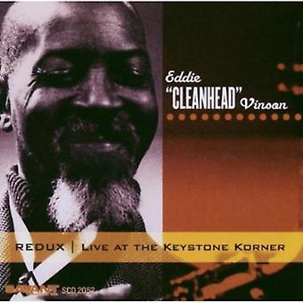 Eddie Cleanhead Vinson - Redux-Live at the Keystone Korner [CD] USA import