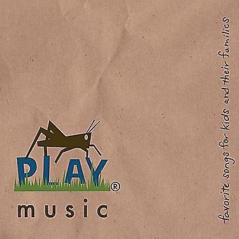 Reproducir música - importación de juego musical [CD] Estados Unidos