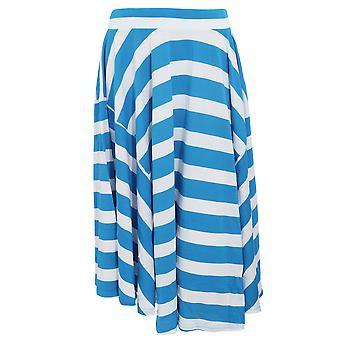 Bench Womens/Ladies Pretense Contrast Stripes Midi Skirt