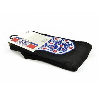 Engeland officiële Childrens/Kids voetbal Crest sokken (1 paar)