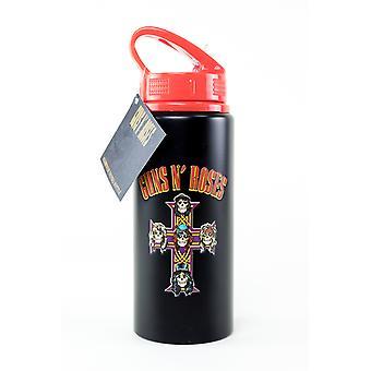 Guns N Roses Logo Aluminium napoje butelki