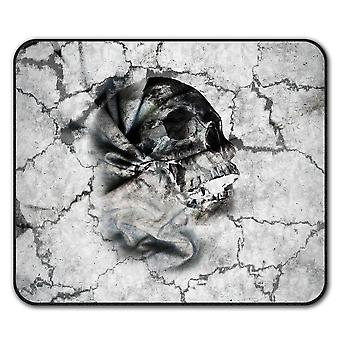 Art Skeleton Death  Non-Slip Mouse Mat Pad 24cm x 20cm | Wellcoda