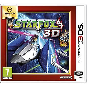 Nintendo Selects Star Fox 64 (Nintendo 3DS) - New