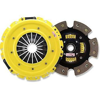 ACT AI4-XXG6 MaXX Pressure Plate with Race Sprung 6-Pad Clutch Disc