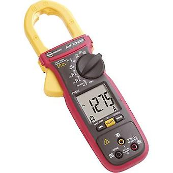 BEHA Amprobe AMP-320-EUR puristin mittari, kannettava yleismittari digitaalinen CAT III 600 V näyttö (laskee): 6000
