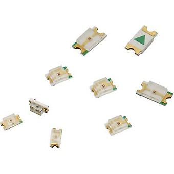 Würth Elektronik 150060SS75000 SMD LED 0603 Super rot 60 Mcd 140° 30 mA 1.9 V
