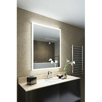 Pearl Shaver Edge LED Bathroom Mirror Demister Pad & Sensor k1418iv