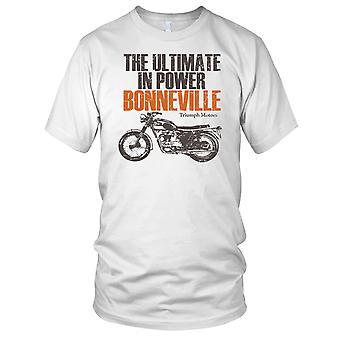 Triompher l'ultime Bonneville Mens T Shirt