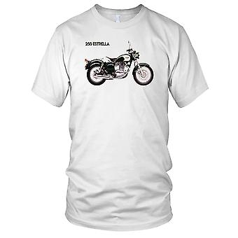 Kawasaki Estrella Classic motorsykkel motorsykkel damer T skjorte