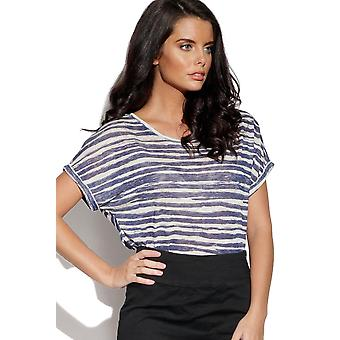 BYoung Striped T Shirt