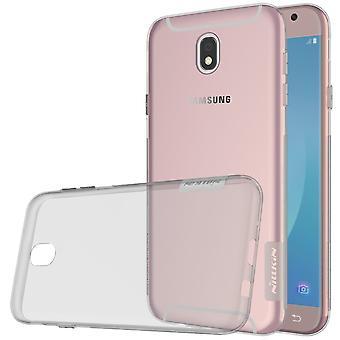 NILLKIN Samsung Galaxy J5 (2017) natuur serie TPU-grijs