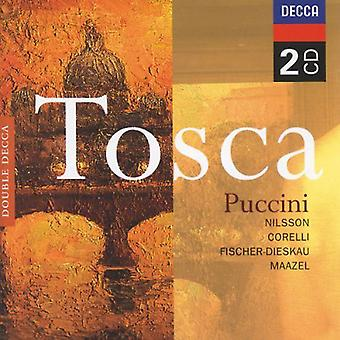 G. Puccini - Tosca [CD] USA import