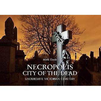 Stad van de necropolis van de doden - Undercliffe Victoriaanse begraafplaats door Mark D