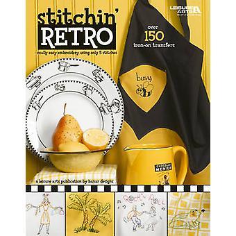 Stitchin' Retro by Banar Designs - 9781601406361 Book