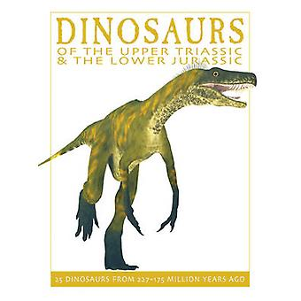 Dinosaurussen van het bovenste Trias en de lagere Jurassic - 25 dinosaurussen