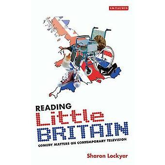 Lukeminen - Little Britain - komedia asioissa nykyaikainen televisio b