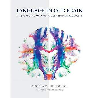 Kielen aivojen: Origins yksilöllisesti ajatuskykyä (kieli aivojen)