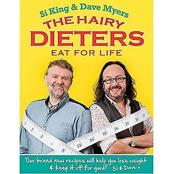 Den håriga Dieters äta för livet: hur man älskar mat, förlora vikt och behålla den för gott! (Hårig cyklister)