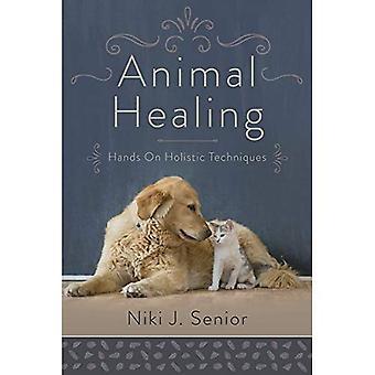 Animal de guérison: Les mains sur les Techniques holistiques