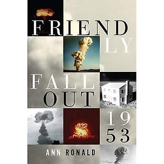 Fallout amical 1953