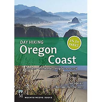 Dagen vandring Oregon kusten: Stränder, uddar, kust Trail