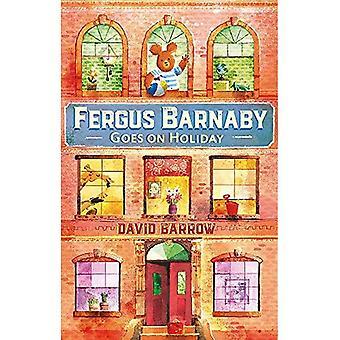 Fergus Barnaby gaat op vakantie