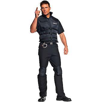Swat Officer Adult Costume