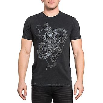 Affliction Serpentine Haze kurzen Ärmeln T-Shirt