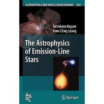 The Astrophysics of EmissionLine Stars by Kogure & Tomokazu
