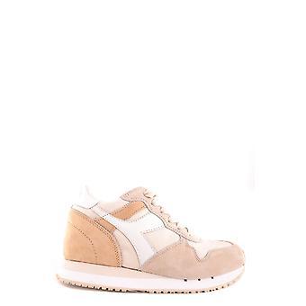 Diadora Ezbc116018 Zapatillas de ante beige de mujer y apos;s