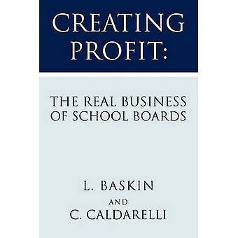 Gewinn das eigentliche Geschäft der Schulträger durch Caldarelli & C. erstellen