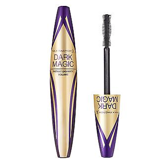 3 x Max Factor Dark Magic Instant Dramatic Volume Mascara 10ml - Black