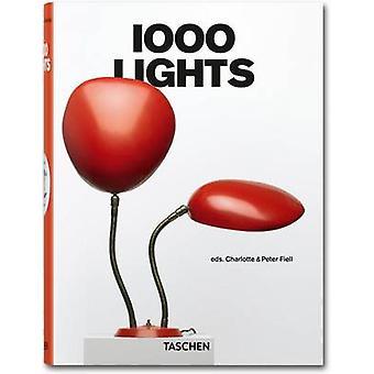 1000 ljus av Charlotte Fiell-Peter Fiell-9783836546768 bok