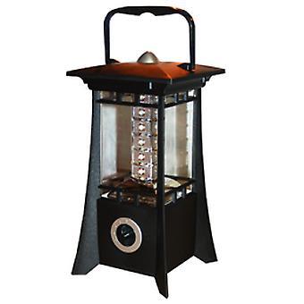 Eco - appeso / Standing Bright Led giardino lanterna / chiaro - nero