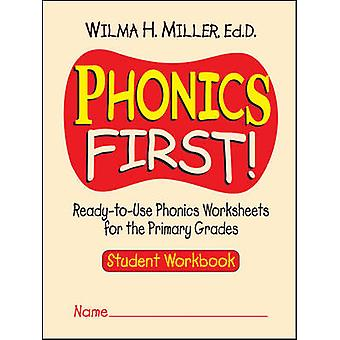 Phonics First - Ready-to-Use Phonics Worksheets for the Primary Grade