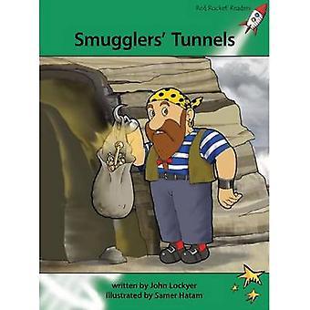 Smugglers' Tunnels by John Lockyer - Samer Hatam - 9781776540242 Book