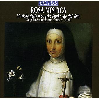 Cappella Artemisia - Rosa Mistica [CD] USA import