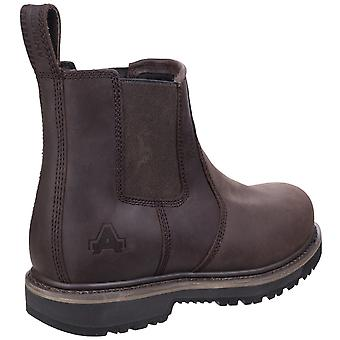 Botte de concessionnaire amblers Mens AS231 en cuir