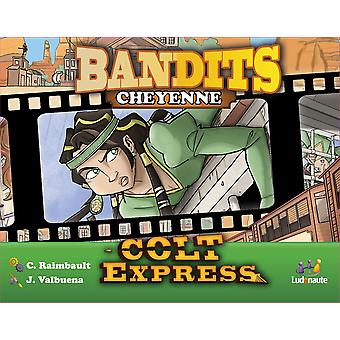 Colt Express Bandits Expansion Pack - Cheyenne Board Game