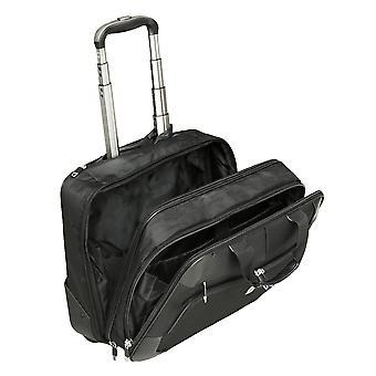 Tassia nagy kerekes laptop tok Roller Bag kísérleti tok 15,6