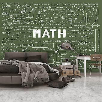 Fotobehang - Mathematical Formulas