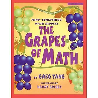 The Grapes of Math: Mind-Stretching Math Riddles (Scholastic Bookshelf: Math Skills