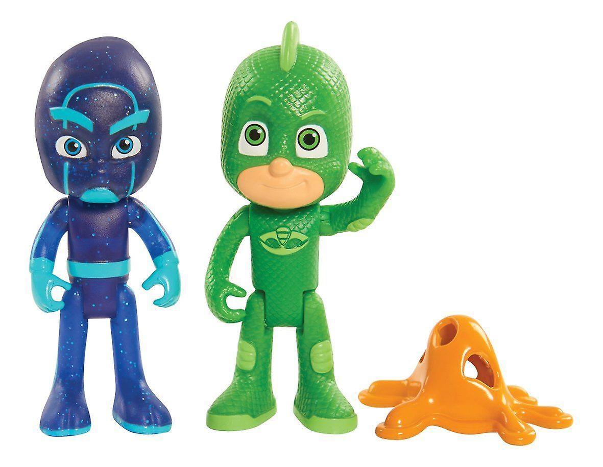 Pj Masks Light Up Gekko & Night Ninja