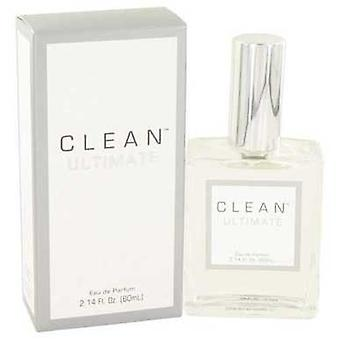 Clean Ultimate Von Clean Eau De Parfum Spray 2.14 Oz (Frauen) V728-423304