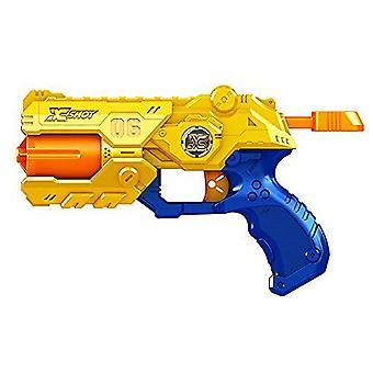 Zuru X erschossen Reflex Revolver TK-6 Dart Pistole mit Dosen