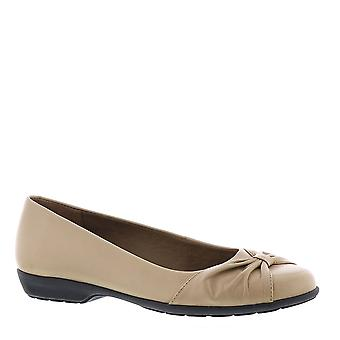 Walking Cradles Womens Fall Leather Closed Toe Ballet Flats